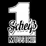 Freigestellt: Handlettering 1 Scheiß muss ich! © Pit Hammann | all rights reserved