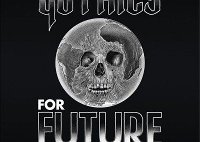 Handlettering + Illustration Gothics for Future