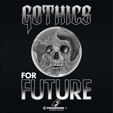 "Handlettering + Illustration ""Gothics for Future"""